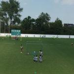 JFAキッズ(U-6)サッカーフェスティバルに参加