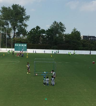 JFAキッズ(U-6)サッカーフェスティバル